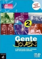 Gente Joven – DVD 2 cena od 798 Kč