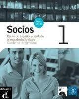 Difusión SOCIOS 1 NUEVA EDICION CUADERNO DE EJERCICIOS + CD - GONZALE... cena od 351 Kč