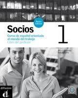 Difusión SOCIOS 1 NUEVA EDICION LIBRO DEL PROFESOR - GONZALES, M. cena od 0 Kč