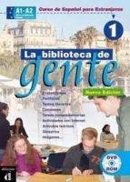 Difusión LA BIBLIOTECA DE GENTE 1 DVD-ROM + GUÍA - BAULENAS, S., PERI... cena od 801 Kč