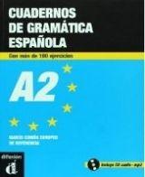 Cuaderno de gramática espanola A2 + CD MP3 cena od 359 Kč