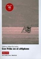 Difusión AMERICA LATINA: CON FRIDA EN EL ALTIPLANO + CD A1-A2 - ESPIA... cena od 197 Kč