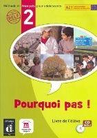 Pourquoi Pas 2 – Livre de léleve + CD cena od 420 Kč