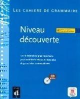 Cahier de grammaire A1 + CD cena od 399 Kč