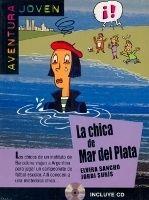 Difusión AVENTURA JOVEN: LA CHICA DEL MAR DEL PLATA + CD A2 - SANCHO,... cena od 165 Kč