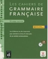 Cahier de grammaire A2 + CD cena od 399 Kč