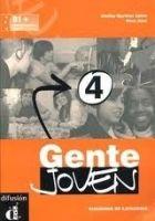 Gente Joven 4 – Cuaderno de ejercicios cena od 284 Kč