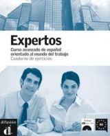 Difusión EXPERTOS CUADERNO DE EJERCICIOS + CD - TANO, M. cena od 332 Kč