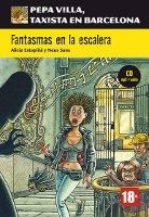 Difusión FANTASMAS EN LA ESCALERA A1-A2 + CD (Pepa Villa) - BAULENAS,... cena od 199 Kč