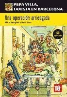 Difusión UNA OPERACION ARRIESGADA+CD (Pepa Villa) - BAULENAS, N. S., ... cena od 198 Kč