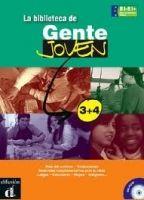 Difusión BIBLIOTECA GENTE JOVEN 3+4 CD-ROM - CARILLA M., MARTINEZ, M. cena od 809 Kč