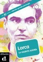 Difusión LORCA + CD B1 - MORENO, A. cena od 196 Kč