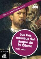 Difusión SERIE NOVELA HISTORICA: LAS TRES MUERTES DEL DUQUE DE LA RIB... cena od 220 Kč