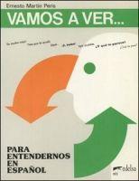 Edelsa Grupo Didascalia, S.A. VAMOS A VER Alumno - PERIS, E. M. cena od 572 Kč