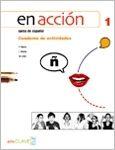 enClave ELE EN ACCION 1 CUADERNO DE ACTIVIDADES A1-A2 + CD - MARTIN, F.,... cena od 295 Kč