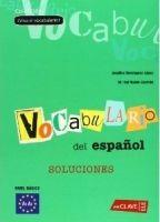 enClave ELE VIVA EL VOCABULARIO INICIACIÓN A1-B1 SOLUCIONARIO - LOPÉZ, J... cena od 0 Kč
