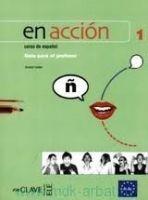 enClave ELE EN ACCION 1 GUIA PARA EL PROFESOR (A1-A2) - LLORIAN, S. cena od 522 Kč