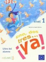 Megabooks UNO, DOS, TRES ... YA! LIBRO DEL ALUMNO + CD A1 - PALOMINO, ... cena od 249 Kč