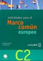 enClave ELE MARCO EUROPEO C2 SOLUCIONARIO - AVILA, R. S., SANTAMARIA PAL... cena od 109 Kč