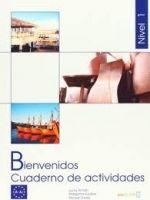 enClave ELE BIENVENIDOS 1 CUADERNO DE ACTIVIDADES A1-A2 - ANTOLIN, L., V... cena od 277 Kč