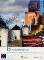 enClave ELE BIENVENIDOS 2 LIBRO DEL ALUMNO B1 + CD - HERMOSO, A., VARELA... cena od 507 Kč