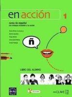 enClave ELE EN ACCION 1 LIBRO DEL ALUMNO A1-A2 + CD - GONZALEZ, M., RODR... cena od 487 Kč