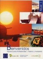enClave ELE BIENVENIDOS 1 LIBRO DE ALUMNO + CD (A1-A2) - GODED, M., VARE... cena od 487 Kč