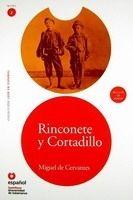 SANTILLANA EDUCACIÓN, S.L. RINCONETE Y CORTADILLO + CD (Leer En Espanol Nivel 2) - CERV... cena od 243 Kč