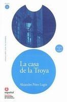 SANTILLANA EDUCACIÓN, S.L. LA CASA DE LA TROYA + CD (Leer En Espanol Nivel 3) - LUGIN, ... cena od 271 Kč