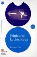 SANTILLANA EDUCACIÓN, S.L. PANICO EN LA DISCOTECA + CD (Leer En Espanol Nivel 3) - URIA... cena od 271 Kč