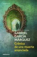 Gabriel García Márquez: Cronica de una muerte anunciada cena od 177 Kč
