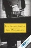 SIES s.r.l. MESSAGGIO CIFRATO - GARDNER, S. E. cena od 299 Kč