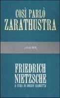 SIES s.r.l. COSI PARLO ZARATHUSTRA - NIETZSCHE, F. cena od 179 Kč