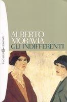 SIES s.r.l. GLI INDIFFERENTI - MORAVIA, A. cena od 428 Kč