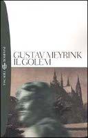 SIAP INTERNATIONAL s.r.l. IL GOLEM - MEYRINK, G. cena od 287 Kč