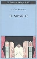 SIES s.r.l. IL SIPARIO - KUNDERA, M. cena od 608 Kč