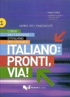 RUX DISTRIBUZIONE ITALIANO: PRONTI, VIA! 1 guida - BALBONI, P. E., MEZZANDRI, ... cena od 400 Kč