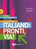 RUX DISTRIBUZIONE ITALIANO: PRONTI, VIA! 1 studente - BALBONI, P. E., MEZZANDR... cena od 745 Kč