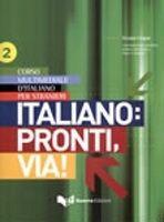 RUX DISTRIBUZIONE ITALIANO: PRONTI, VIA! 2 studente - BALBONI, P. E., MEZZANDR... cena od 795 Kč