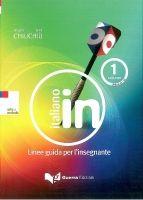 RUX DISTRIBUZIONE ITALIANO IN 1 Linee guida per l´insegnante con CD Audio - CH... cena od 545 Kč