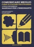 Bonacci Editore COMUNICARE MEGLIO MANUALE PER L´INSEQNANTE - HUMPHRIS, Ch., ... cena od 188 Kč