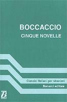 Bonacci Editore CINQUE NOVELE - BOCCACCIO, cena od 199 Kč