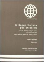 RUX DISTRIBUZIONE LA LINGUA ITALIANA PER STRANIERI Corso Medio Lezioni - KATER... cena od 482 Kč