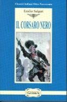 RUX DISTRIBUZIONE CORSARO NERO - SALGARI, E. cena od 321 Kč