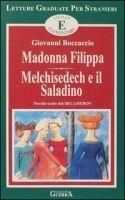 RUX DISTRIBUZIONE LETTURE E * MADONNA FILIPPA - BOCCACCIO, G. cena od 160 Kč