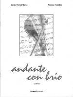 RUX DISTRIBUZIONE ANDANTE CON BRIO chiavi - FIORETTO, N., TRAMONTANA, L. cena od 160 Kč