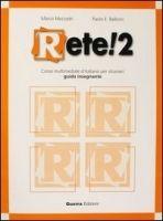 RUX DISTRIBUZIONE RETE! 2 guida insegnante - BALBONI, P. E., MEZZANDRI, M. cena od 347 Kč