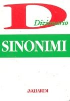 SIAP INTERNATIONAL s.r.l. DIZIONARIO SINONIMI - CRAICI, L. cena od 275 Kč