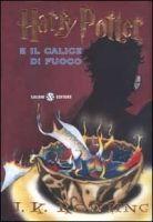 SIAP INTERNATIONAL s.r.l. HARRY POTTER E IL CALICE DI FUOCO 4 - ROWLING, J. K. cena od 793 Kč