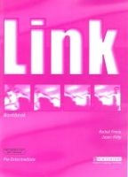 Heinle ELT LINK PRE-INTERMEDIATE WORKBOOK - ADAMS, D., FINNIE, R., MACK... cena od 207 Kč
